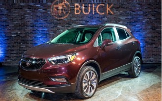 2017 Buick Encore video preview