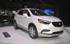 2017 Buick Encore gets new look, more tech: Live photos and video
