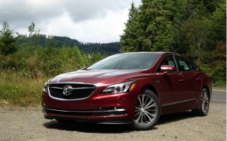 2017 Buick LaCrosse First Drive: Buick's Trendsetter