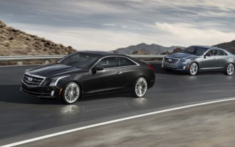 2017 Cadillac ATS vs. 2016 BMW 3-Series: Compare Cars