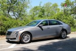 2017 Cadillac CT6 Plug-In: first drive of hybrid luxury sedan