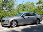 2017 Cadillac CT6 plug-in hybrid, New York City and Westchester County, NY, May 2017