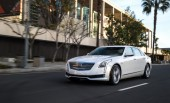 2017 Cadillac CT6 Pictures
