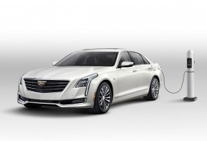 2017 Cadillac CT6 Plug-In Hybrid: 30 miles of electric range, $76,000 base price