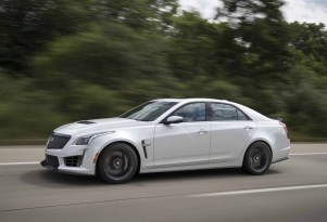 2017 Cadillac CTS-V