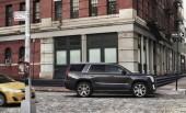 2017 Cadillac Escalade Pictures