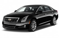 2017 Cadillac XTS 4-door Sedan Luxury FWD Angular Front Exterior View
