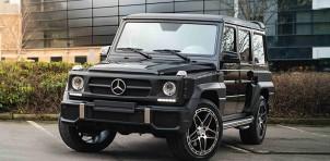 2017 Chelsea Truck Company Hammer Edition Mercedes-AMG G63
