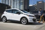 Chevy Bolt EV added to Maven's LA car- and ride-sharing fleet