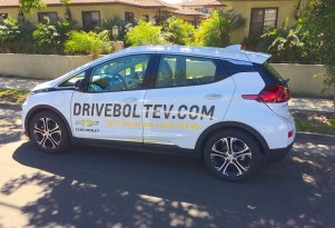 First impressions of Chevy Bolt EV by Nissan Leaf driver