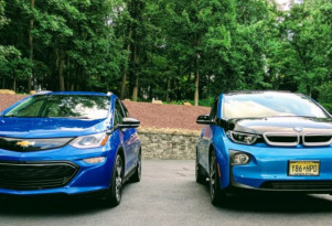 Chevy Bolt EV reviewed by BMW i3 driver: electric cars compared