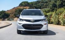 2017 Chevrolet Bolt EV, road test, California coastline, Sep 2016