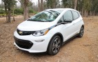 2017 Chevrolet Bolt EV first drive: 240 miles in an electric car