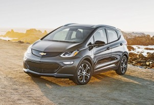 Chevy Bolt EV is basis for 'huge range of electric cars': GM CEO Mary Barra