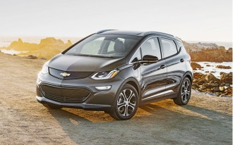 Here's when the Chevrolet Bolt EV goes on sale in your state