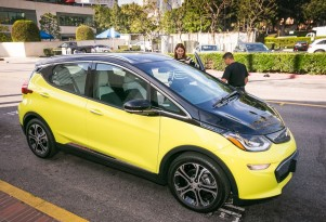GM's Maven car-sharing adds Chevy Bolt EV electric cars (in LA)