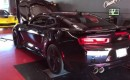 2017 Chevrolet Camaro ZL1 heads to the dyno