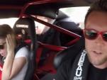 Loud exhaust blows air bags on Camaro ZL1