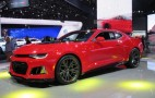 2017 Chevrolet Camaro ZL1 debuts with 640 hp, 10-speed auto: Live photos and video