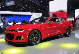 2017 Chevrolet Camaro ZL1, 2016 New York Auto Show