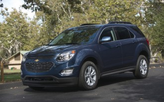 2017 Chevrolet Equinox vs. 2017 GMC Terrain: Compare Cars