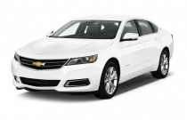 2017 Chevrolet Impala 4-door Sedan LT w/1LT Angular Front Exterior View