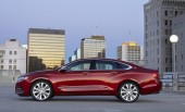 2017 Chevrolet Impala Pictures