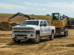 Chevrolet Silverado Heavy Duty drive with John Deere, Jessica Walker, courtesy of Chevrolet