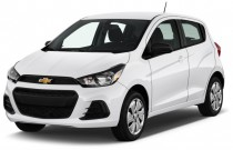 2017 Chevrolet Spark 5dr HB Man LS Angular Front Exterior View