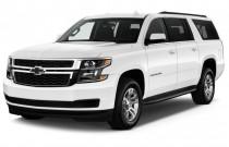 2017 Chevrolet Suburban 2WD 4-door 1500 LS Angular Front Exterior View