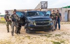 Tour de (special) force: How the Army and Chevy team up on the front lines