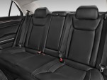 2017 Chrysler 300 Limited RWD Rear Seats