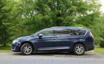 2017 Chrysler Pacifica long-term road test, after 2,100-mile road trip, June 2017