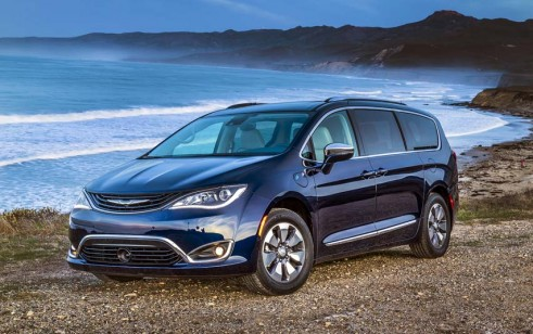 2017 chrysler pacifica vs ford flex kia sedona nissan for Chrysler pacifica vs honda odyssey