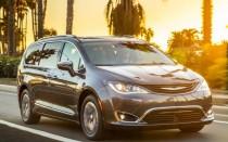 2017 Chrysler Pacifica Hybrid