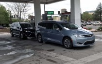 2017 Chrysler Pacifica MPG compare