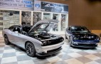 Mopar '17 Dodge Challenger celebrates 80 years of Mopar in two-tone style