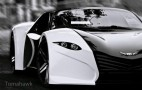 Canadian Startup Dubuc Plans Tomahawk Electric Sports Car: Video