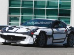 2016 Ferrari F12 GTO/Speciale spy shots - Image via S. Baldauf/SB-Medien