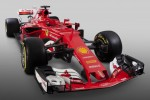 Ferrari SF70H 2017 F1 car revealed, features Alfa Romeo logo