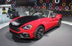 2017 Fiat 124 Spider Elaborazione Abarth debuts in New York: Live photos