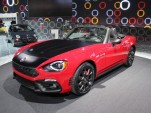 2017 Fiat 124 Spider Elaborazione Abarth  -  2016 New York Auto Show live photos