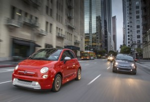 Deal of the year? Used Fiat 500e electric cars at $6,500?