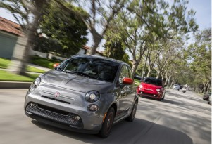 CA dealer offers Fiat 500e electric car at $49 a month, $0 down in Black Friday weekend deal