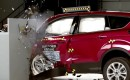 Refreshed Ford Escape improves crash test performance, still lags rivals
