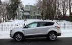 2017 Ford Escape AWD 1.5-liter gas mileage review