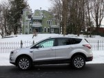 2017 Ford Escape Titanium 4WD, Kingston, NY, Feb 2017