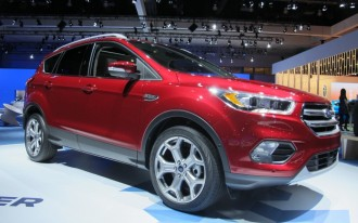 2017 Ford Escape Video Preview