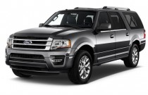 2017 Ford Expedition EL Limited 4x2 Angular Front Exterior View