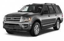 2017 Ford Expedition XLT 4x2 Angular Front Exterior View